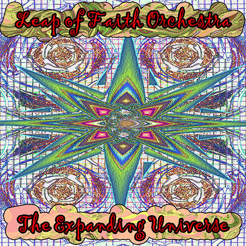 Leap of Faith Orchestra: The Expanding Universe (Evil Clown)