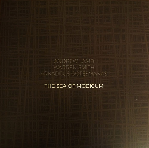 Lamb, Andrew / Warren Smith / Arkadijus Gotesmanas: The Sea of Modicum [VINYL] (NoBusiness)