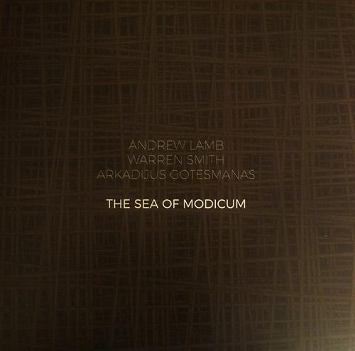 Lamb, Andrew / Warren Smith / Arkadijus Gotesmanas: The Sea of Modicum [VINYL] (NoBusiness)