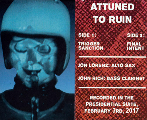 Wasteland Jazz Unit: Attuned To Ruin [CASSETTE] (Banned Production)