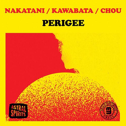 Nakatani / Kawabata / Chou: Perigee [CASSETTE w/ DOWNLOAD CODE] (Astral Spirits)