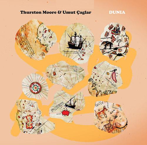 Moore, Thurston / Umut Caglar: Dunia [VINYL] (Astral Spirits)