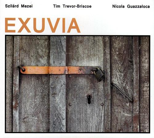 Mezei, Szilard / Tim Trevor-Briscoe / Nicola Guazzaloca : Exuvia (FMR)