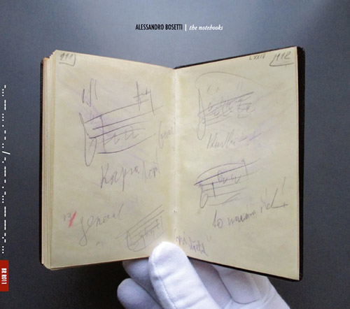 Bosetti, Alessandro : Notebooks (Bolt)