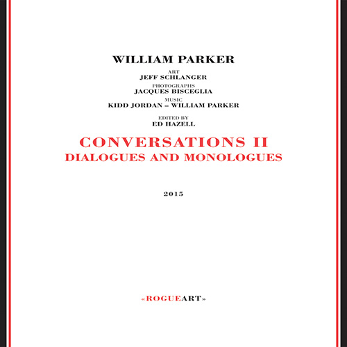 Squidco Parker William Conversations II Dialogues