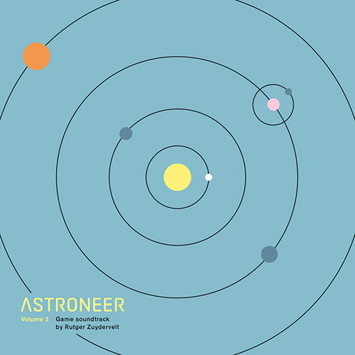 Zuydervelt, Rutger : Astroneer 2 (Original Game Soundtrack) (Machinefabriek)