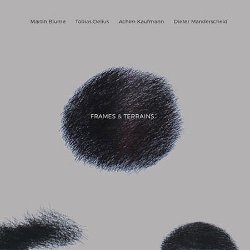 Blume, Martin / Tobias Delius / Achim Kaufmann / Dieter Manderscheid: Frames & Terrains [VINYL] (NoBusiness)