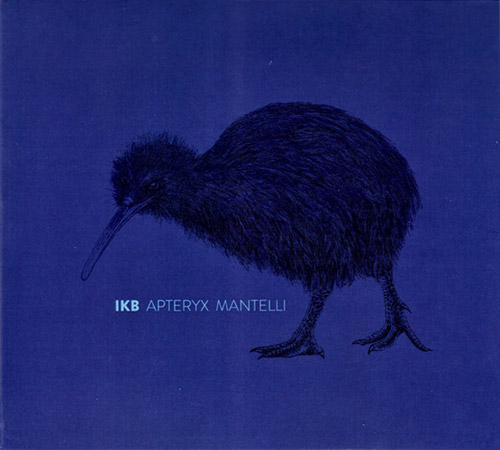 IKB: Apteryx Mantelli (Creative Sources)