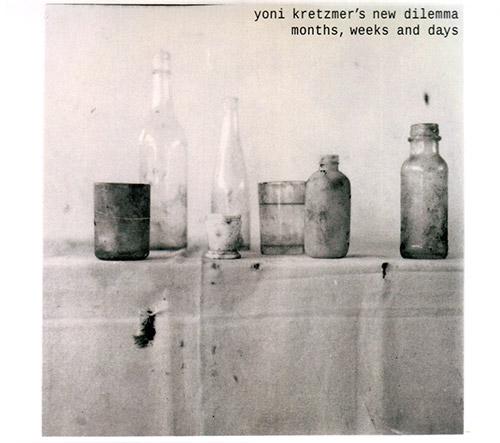 Kretzmer's, Yoni New Dilemma (Kretzmer / Loriot / Hoffamn / Sinton / Niggenkemper / Van Hemmen): Mon (OutNow Recordings)