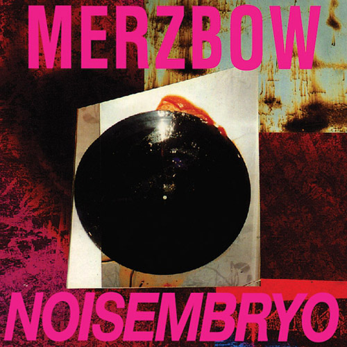 Merzbow: Noisembryo [VINYL 2 LPs] (Hospital Productions)