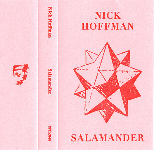 Hoffman, Nick : Salamander [CASSETTE + DOWNLOAD CODE] (Notice Recordings)