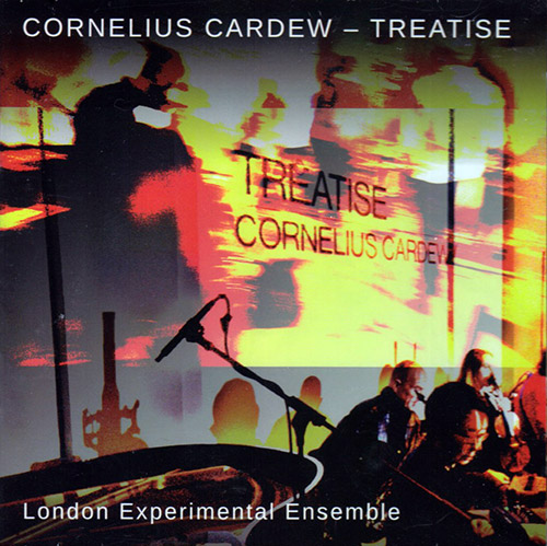 Cardew, Cornelius / London Experimental Ensemble: Treatise (Split Rock Records)