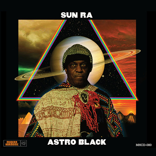 Sun Ra: Astro Black [VINYL RSD] (Modern Harmonic)