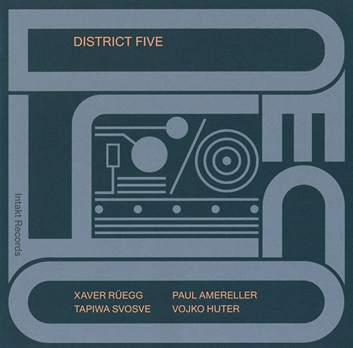 District Five (Ruegg / Svosve / Huter / Amereller): Decoy (Intakt)