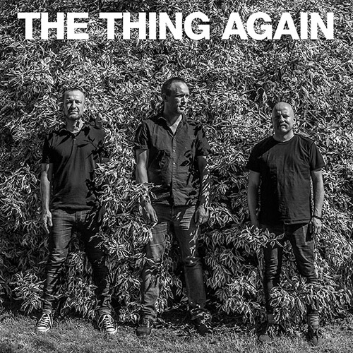 Thing, The (Gustafsson / Haker Flaten / Nilssen-Love + McPhee): Again [VINYL] (The Thing Records)