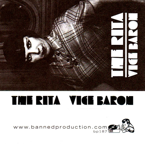 Rita, The: Vice Baron [CASSETTE] (Banned Production)