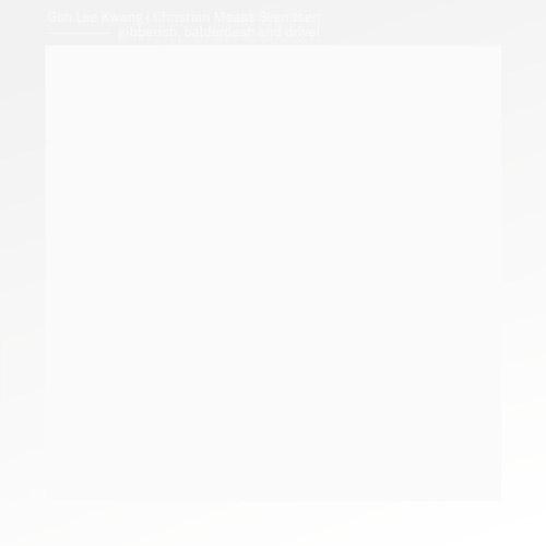 Kwang, Goh Lee / Christian Meaas Svendsen: Gibberish, Balderdash and Drivel [VINYL] (Nakama Records)