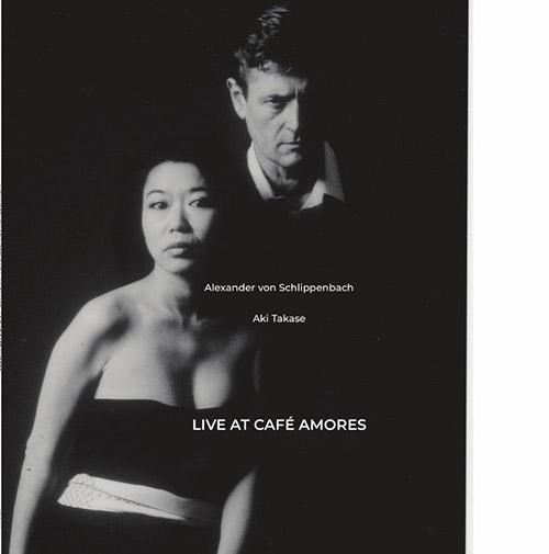 Schlippenbach, Alexander von / Aki Takase: Live At Cafe Amores (NoBusiness)