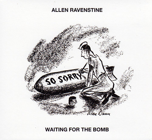 Ravenstine, Allen : Waiting For The Bomb [VINYL] (Recommended Records)