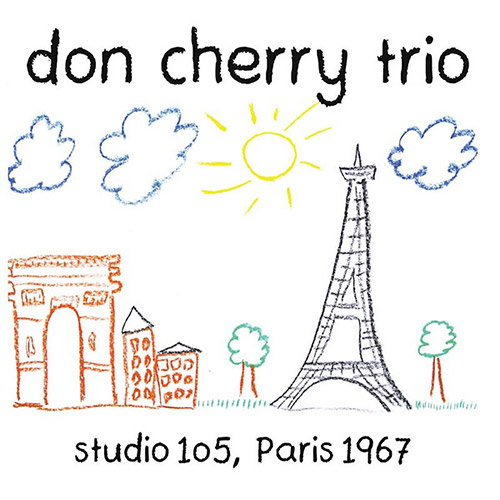 Cherry, Don Trio: Studio 105, Paris 1967 (Hi Hat)