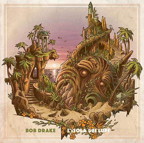 Drake, Bob: L'isola Dei Lupi (ReR Megacorp)