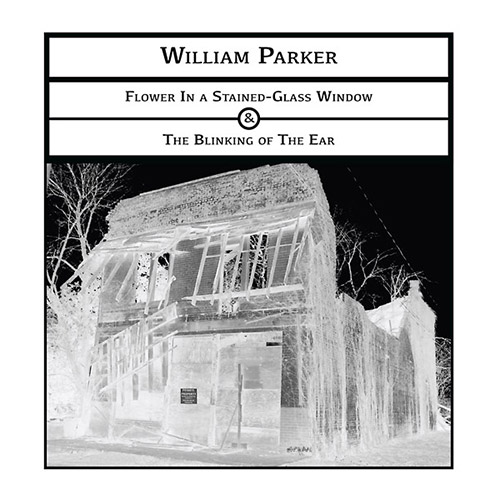Parker, William: Flower In a Stained-Glass Window & The Blinking of The Ear [2 CDs] (Centering Records)