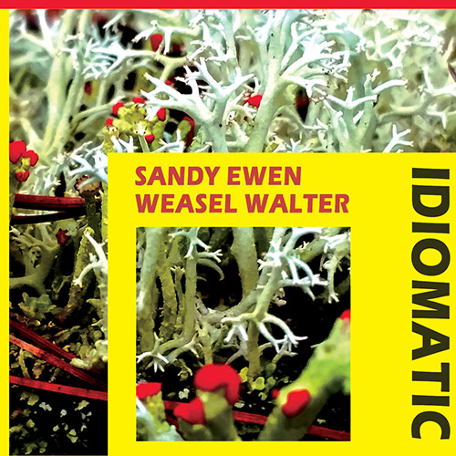 Ewen, Sandy / Weasel Walter: Idiomatic (ugEXPLODE)