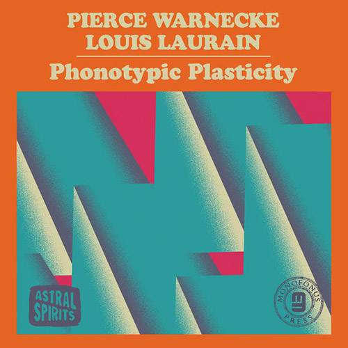 Warnecke, Pierce / Louis Laurain: Phonotypic Plasticity [CASSETTE w/DOWNLOAD] (Astral Spirits)