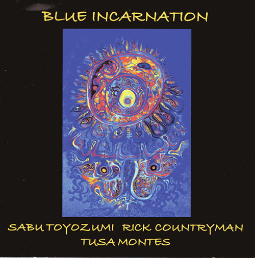 Toyozumi / Countryman / Montes: Blue Incarnation (Improvisations for Kulintang) (ChapChap Records)