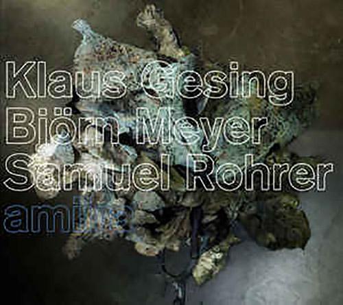 Gesing, Klaus / Bjorn Meyer / Samuel Rohrer : Amiira (Arjunamusic)