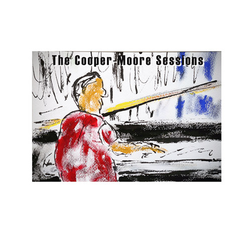 Cooper-Moore, The Sessions: Mad King Edmund [3 CD TIN IN A CLOTH BAG] (Split Rock Records)