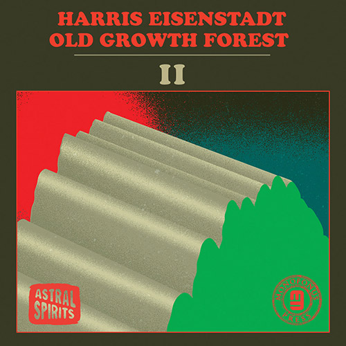 Eisenstadt, Harris (Malaby / Roebke / Bishop): Old Growth Forest II [CD] (Astral Spirits)