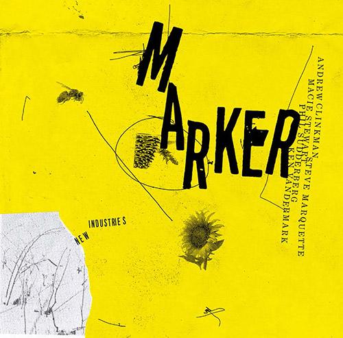 Marker (Vandermark / Clinkman / Marquette / Stewart / Sudderberg): New Industries [2 CDs] (Audiographic Records)