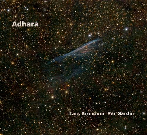 Brondum, Lars / Per Gardin: Adhara (Creative Sources)