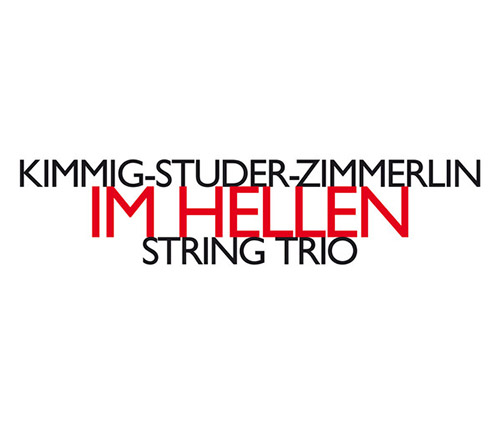Kimmig-Studer-Zimmerlin: Im Hellen (Hat [now] ART)