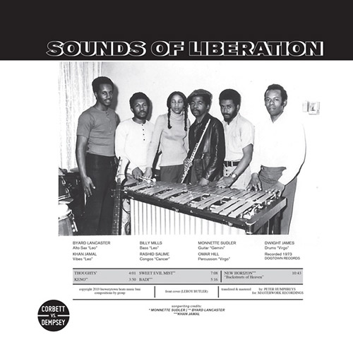 Sounds of Liberation: Unreleased (Columbia University 1973) (Corbett vs. Dempsey)