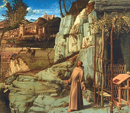 Zorn, John: Nove Cantici Per Francesco D'Assisi (Tzadik)