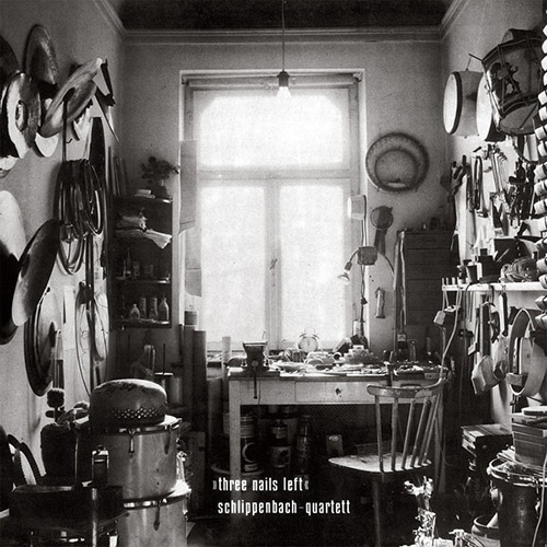 Schlippenbach Quartet: Three Nails Left [VINYL] (Cien Fuegos)