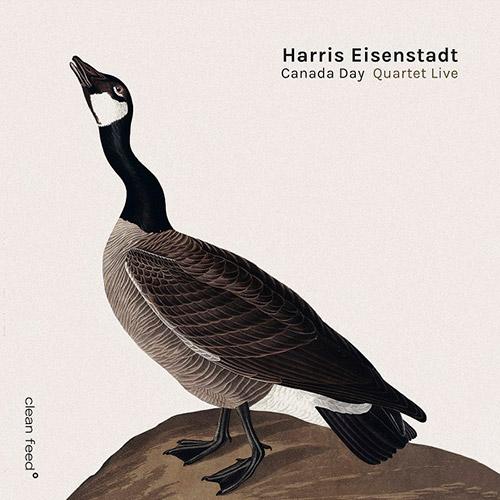 Eisenstadt, Harris (w/ Wooley / Hawkins / Niggenkemper): Canada Day Quartet Live (Clean Feed)