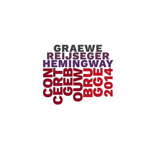 Graewe, George / Ernst Reijseger / Gerry Hemingway: Concertgebouw Brugge 2014 (Fundacja Sluchaj!)