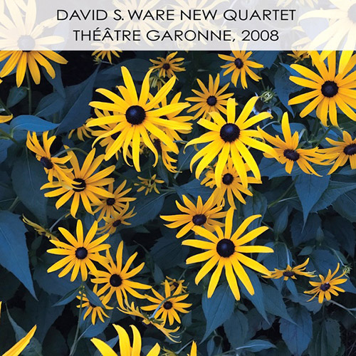 Ware, David S. New Quartet: Theatre Garonne, 2008 (Aum Fidelity)