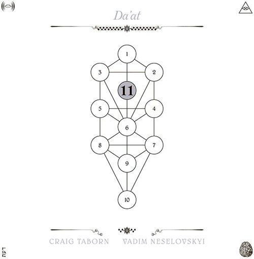 Taborn, Craig / Vadim Neselovskyi: The Book Beri'ah Vol 11: Da'at (Tzadik)