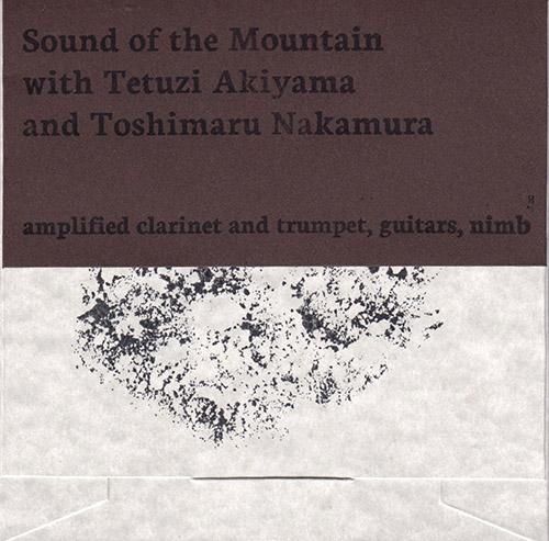 Sound of the Mountain w/ Tetuzi Akiyama / Toshimaru Nakamura: amplified clarinet and trumpet, guitar (Mystery & Wonder)