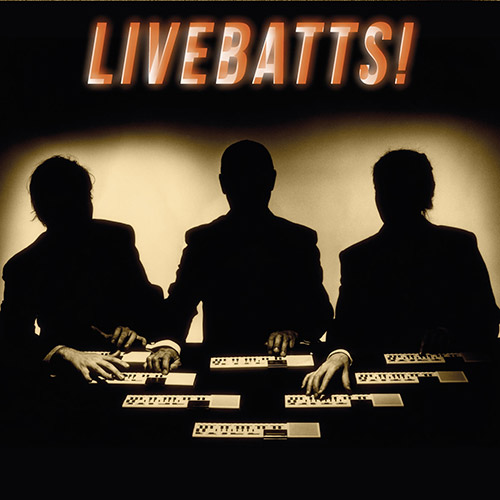 Livebatts! (ANTS Records)