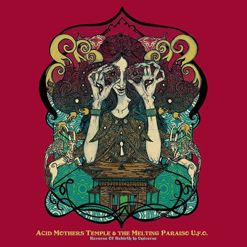 Acid Mothers Temple & The Melting Paraiso U.F.O.: Reverse Of Rebirth In Universe [RED VINYL] (RIOT SEASON)