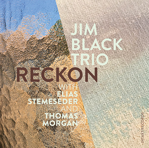 Black, Jim Trio (w/ Elias Stemseder / Thomas Morgan): Reckon (Intakt)