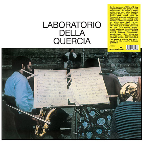 Laboratorio Della Quercia: Laboratorio Della Quercia [VINYL 2 LPs] (Alternative Fox)