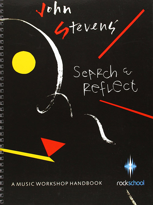 Stevens, John: Search and Reflect [BOOK] (Rockschool)