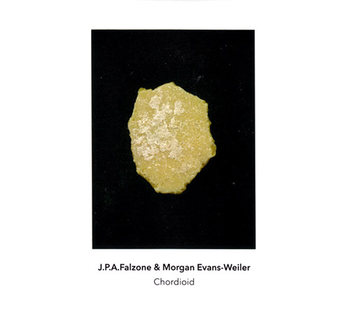 Falzone, J.P.A. / Morgan Evans-Weiler: Chordioid [2 CDs] (Another Timbre)