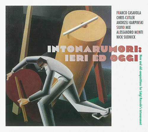 Various Artists (Luigi Russolo / Chris Cutler / Nick  Sudnick / Andrzej Karpinski / Alessandro Monti (Recommended Records)